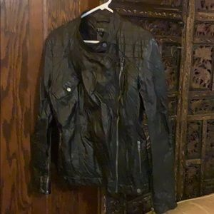 Biker jacket Buffalo black xl